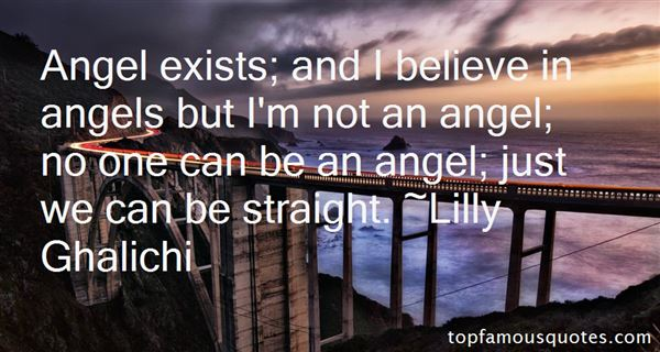 Lilly Ghalichi Quotes