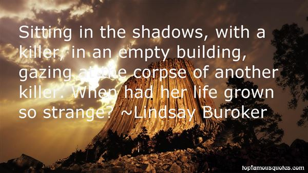 Lindsay Buroker Quotes