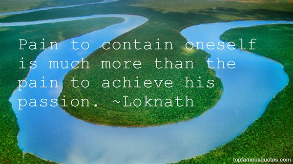 Loknath Quotes