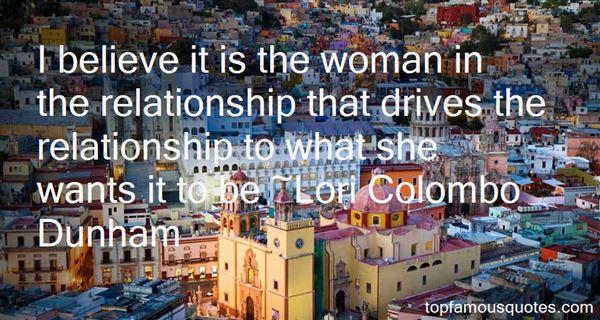 Lori Colombo Dunham Quotes