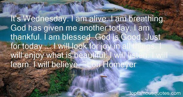 Lori Homeyer Quotes