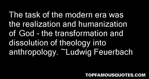 Ludwig Feuerbach Quotes