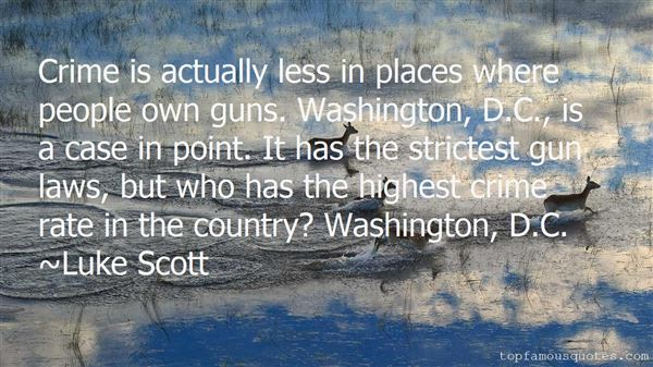 Luke Scott Quotes