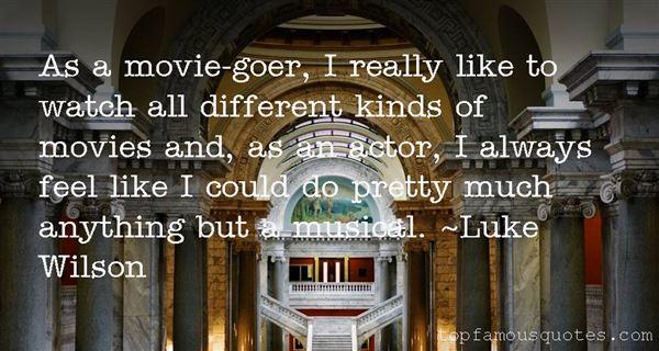 Luke Wilson Quotes