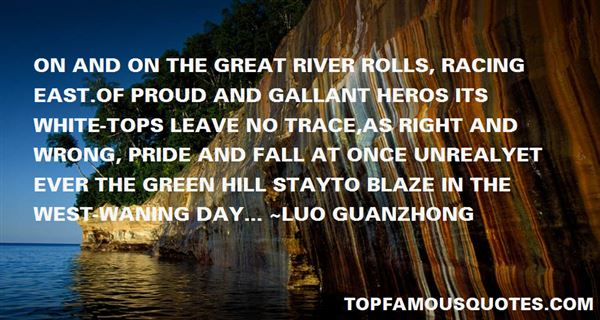 Luo Guanzhong Quotes