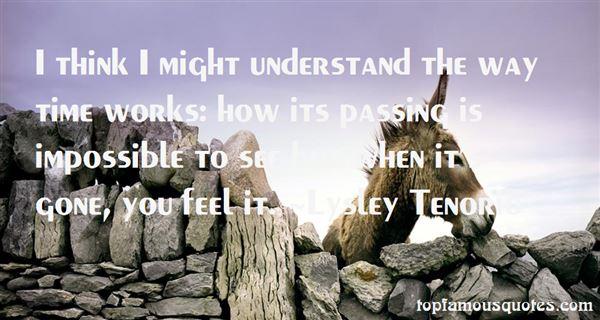 Lysley Tenorio Quotes