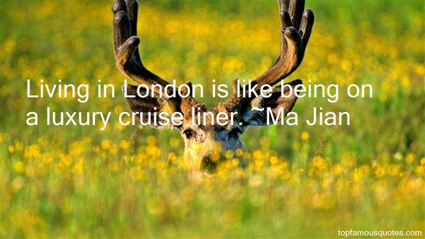 Ma Jian Quotes