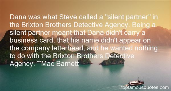 Mac Barnett Quotes