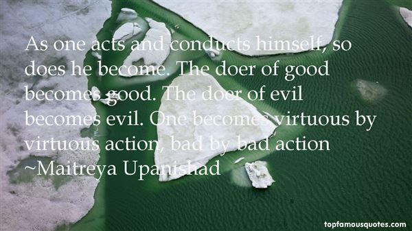Maitreya Upanishad Quotes