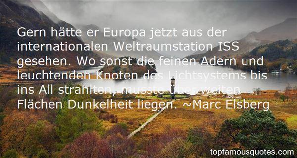 Marc Elsberg Quotes