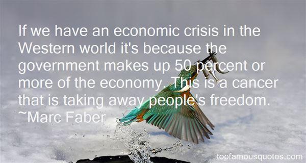 Marc Faber Quotes