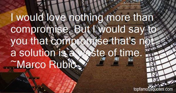 Marco Rubio Quotes