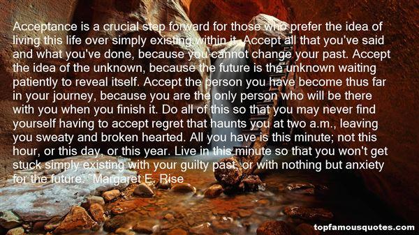 Margaret E. Rise Quotes