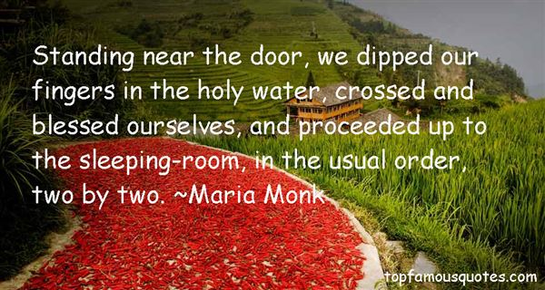 Maria Monk Quotes