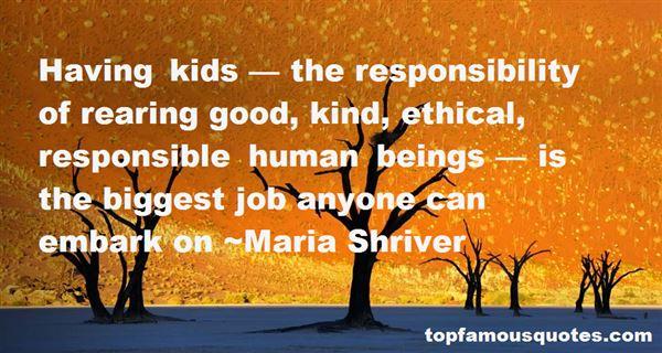Maria Shriver Quotes
