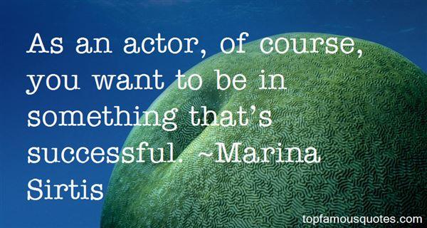 Marina Sirtis Quotes