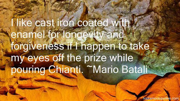 Mario Batali Quotes