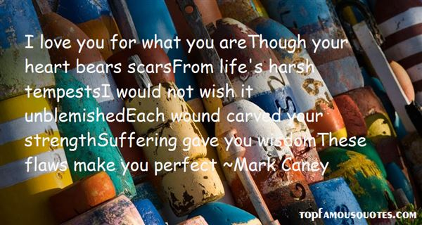 Mark Caney Quotes