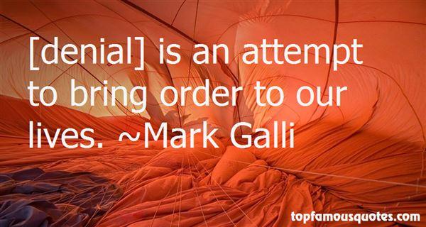 Mark Galli Quotes