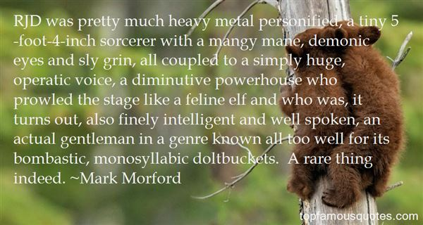Mark Morford Quotes