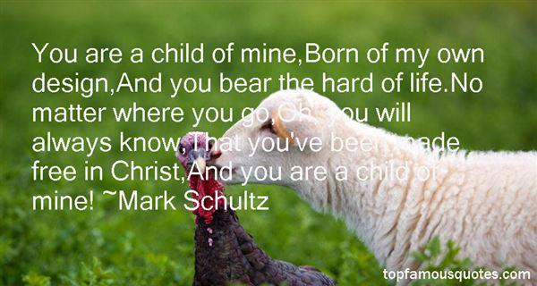 Mark Schultz Quotes