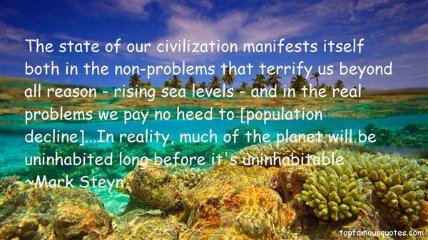 Mark Steyn Quotes