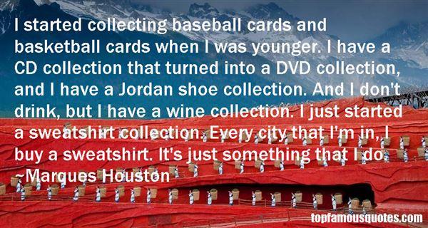Marques Houston Quotes