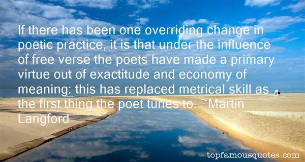 Martin Langford Quotes