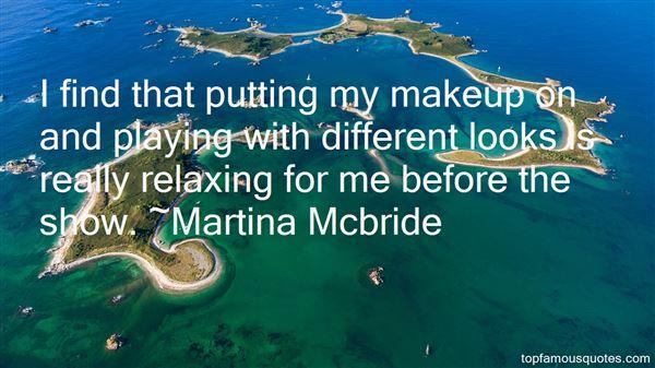 Martina Mcbride Quotes