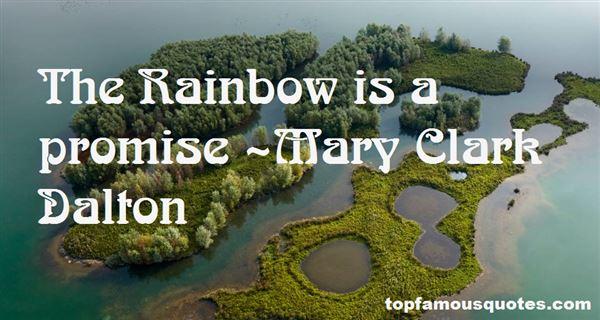 Mary Clark Dalton Quotes