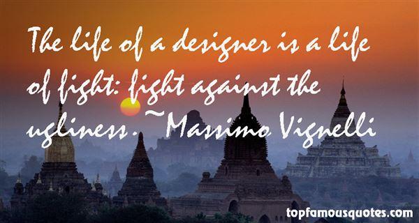 Massimo Vignelli Quotes