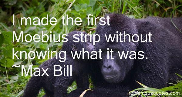 Max Bill Quotes
