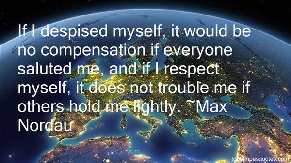 Max Nordau Quotes
