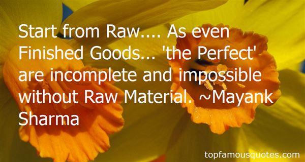 Mayank Sharma Quotes