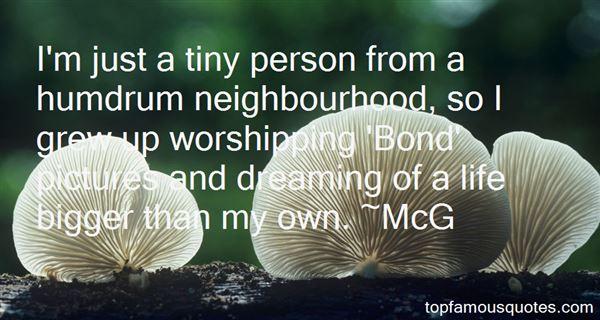McG Quotes
