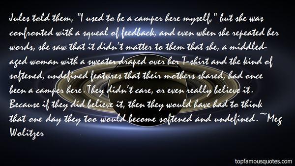 Meg Wolitzer Quotes