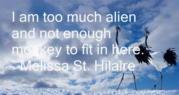 Melissa St. Hilaire Quotes