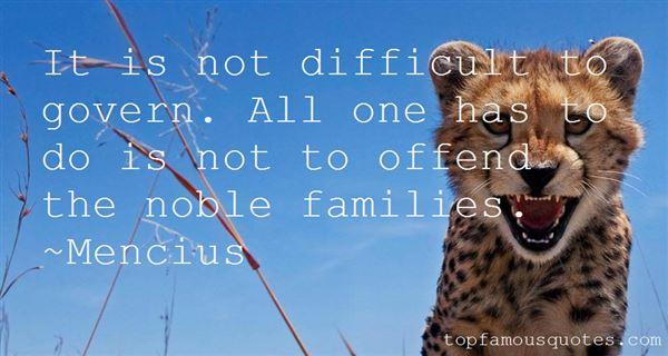 Mencius Quotes