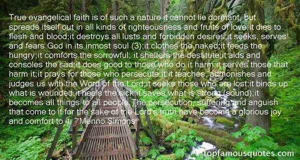 Menno Simons Quotes