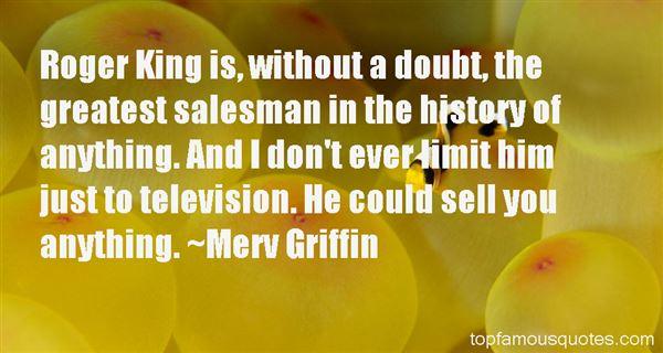Merv Griffin Quotes