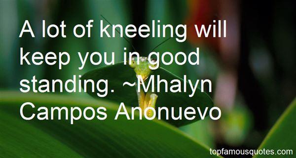 Mhalyn Campos Anonuevo Quotes