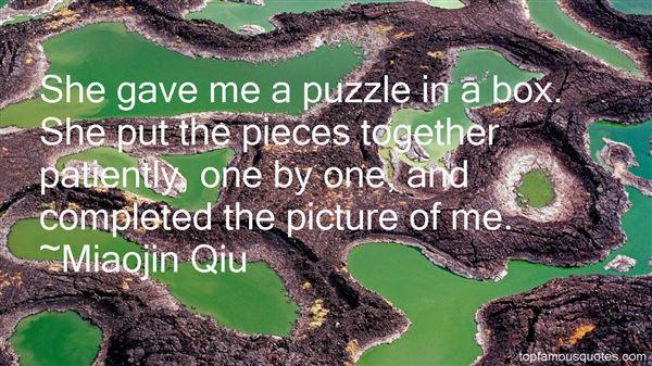 Miaojin Qiu Quotes