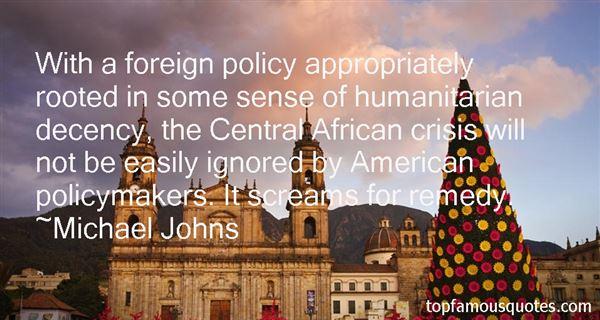 Michael Johns Quotes