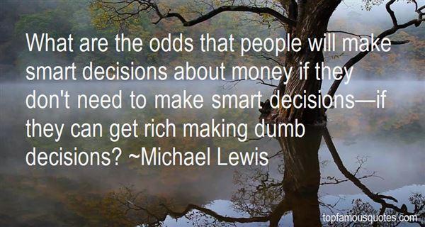 Michael Lewis Quotes