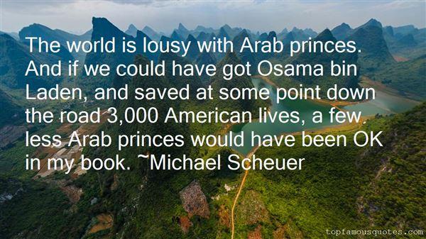 Michael Scheuer Quotes