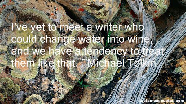 Michael Tolkin Quotes