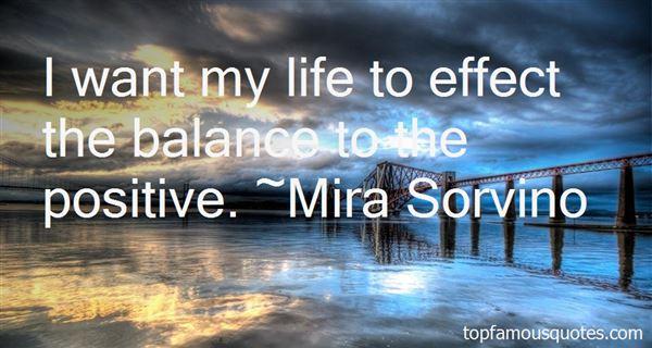 Mira Sorvino Quotes