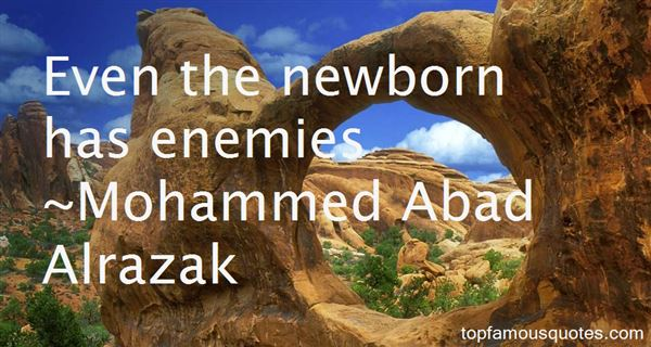 Mohammed Abad Alrazak Quotes