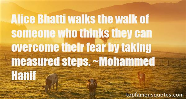Mohammed Hanif Quotes
