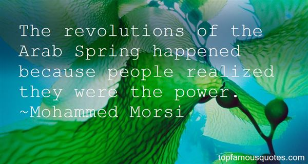 Mohammed Morsi Quotes